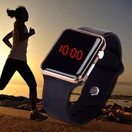 Sportinis skaitmeninis laikrodis