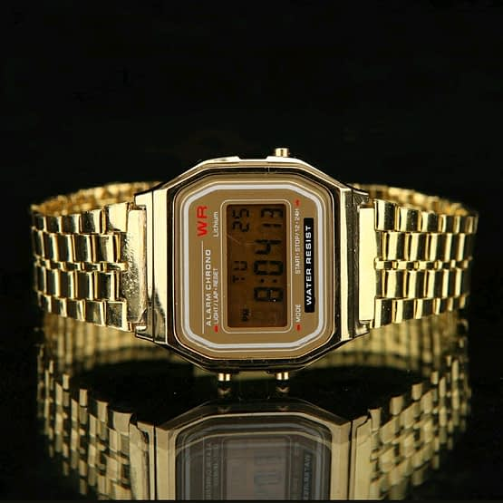 Retro stiliaus laikrodis
