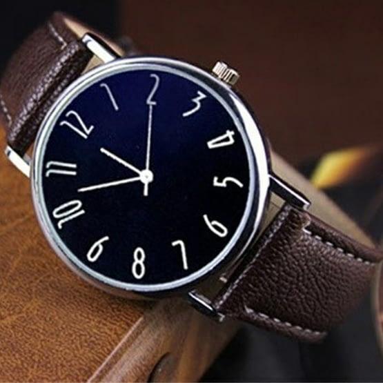 Prabangaus stiliaus vyriškas laikrodis